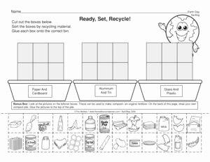 Reduce Reuse Recycle Worksheet Fresh Reduce Reuse Recycle Worksheets Saferbrowser Yahoo Image