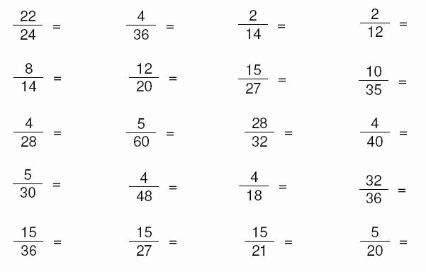 Reducing Fractions Worksheet Pdf Awesome Simplify Fractions Worksheet Worksheets for School – Free