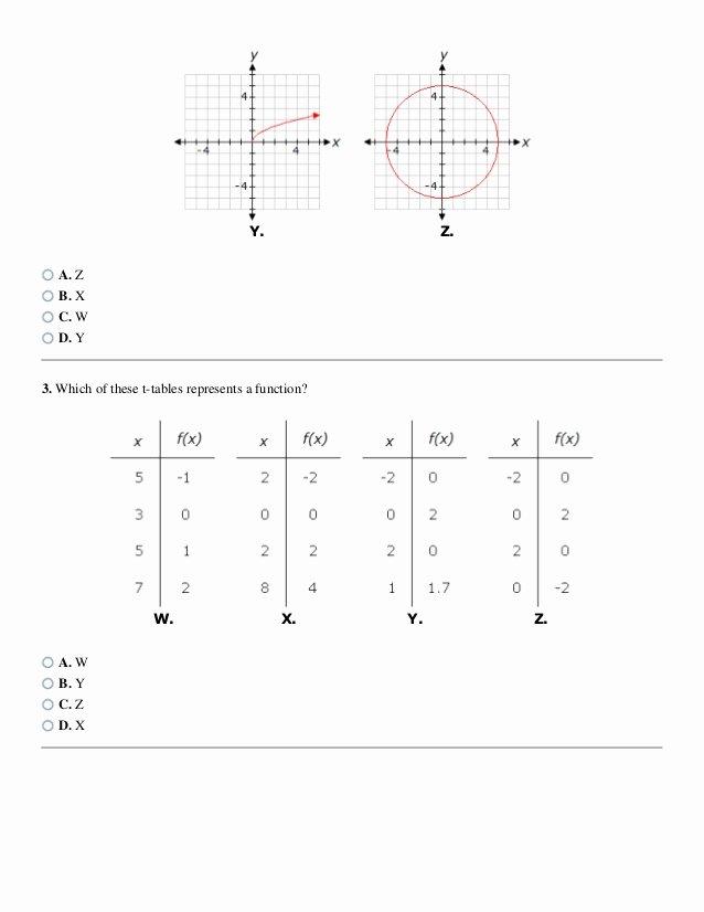 Relations and Functions Worksheet Elegant Relations and Functions Worksheet