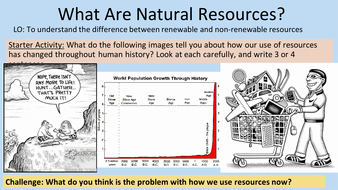 Renewable and Nonrenewable Resources Worksheet Unique Natural Resources Renewable and Non Renewable by