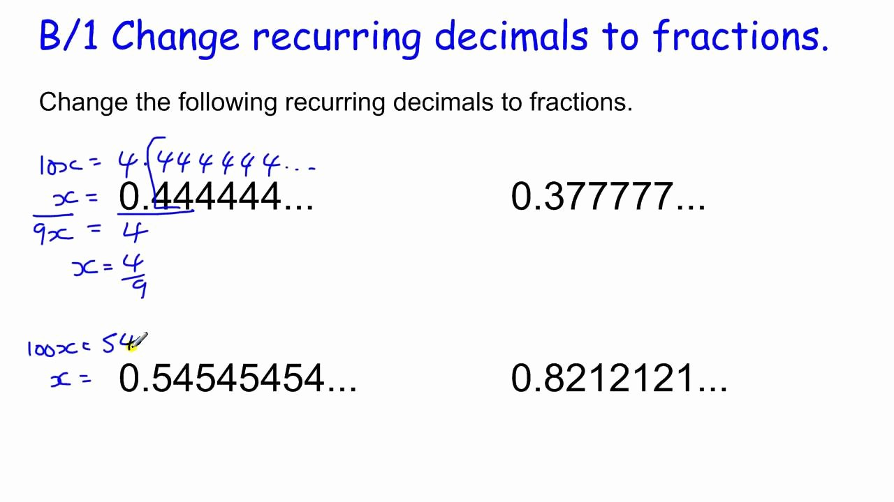 Repeating Decimals to Fractions Worksheet Best Of Worksheet Repeating Decimal to Fraction Worksheet Grass