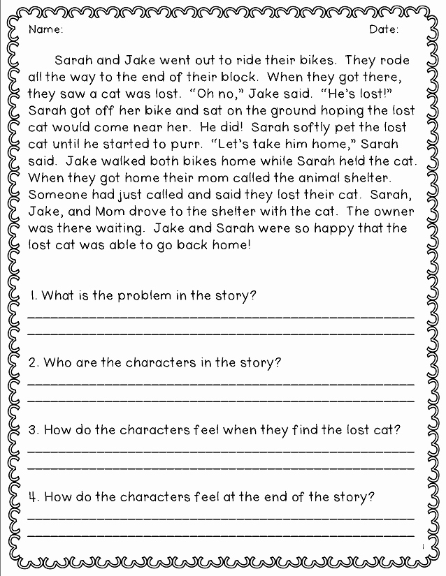 Restating the Question Worksheet Lovely Ideas to Help Kids Restate the Question In the Answer
