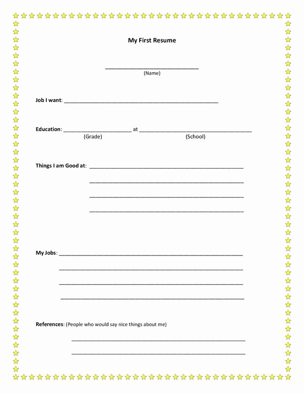 Resume Worksheet for Adults Lovely Worksheets and Graphic organizers Pcs Elementary