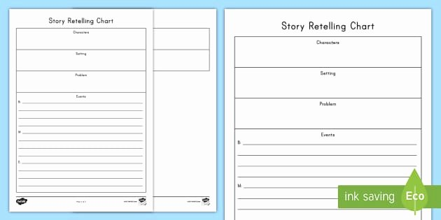 Retelling A Story Worksheet Inspirational Story Retelling Worksheet Worksheet Retelling Story