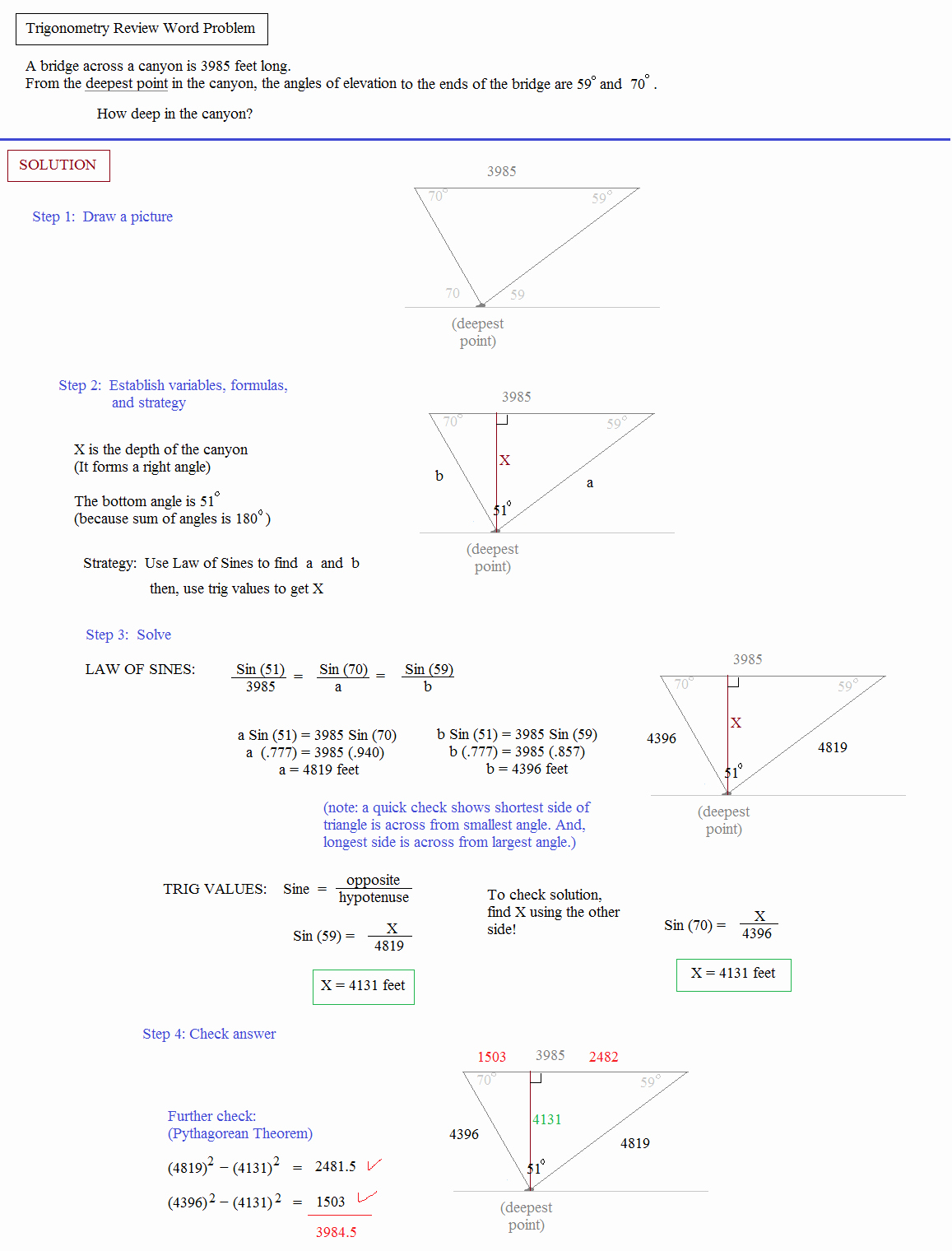 Right Triangle Word Problems Worksheet Inspirational Math Plane Trigonometry Review topics