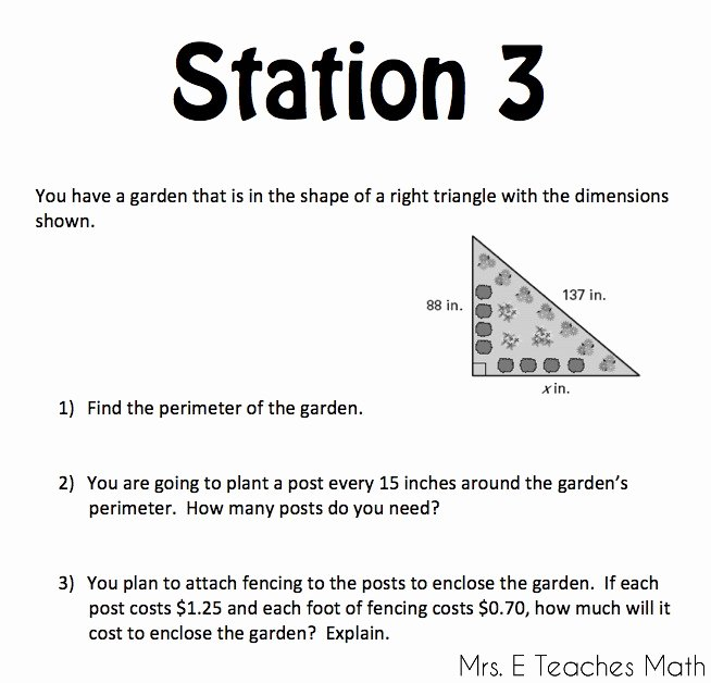 Right Triangle Word Problems Worksheet Lovely Right Triangles Unit