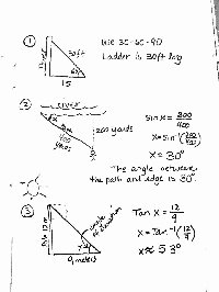 Right Triangle Word Problems Worksheet New 12 Best Of Printable Worksheets Honesty
