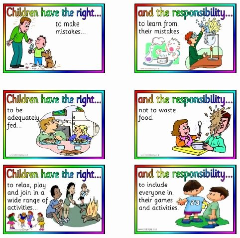 Rights and Responsibilities Worksheet Beautiful Pin by andreja Javorniik On Pravila