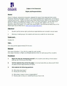 Rights and Responsibilities Worksheet Best Of Rights and Responsibilities Lesson Plans & Worksheets