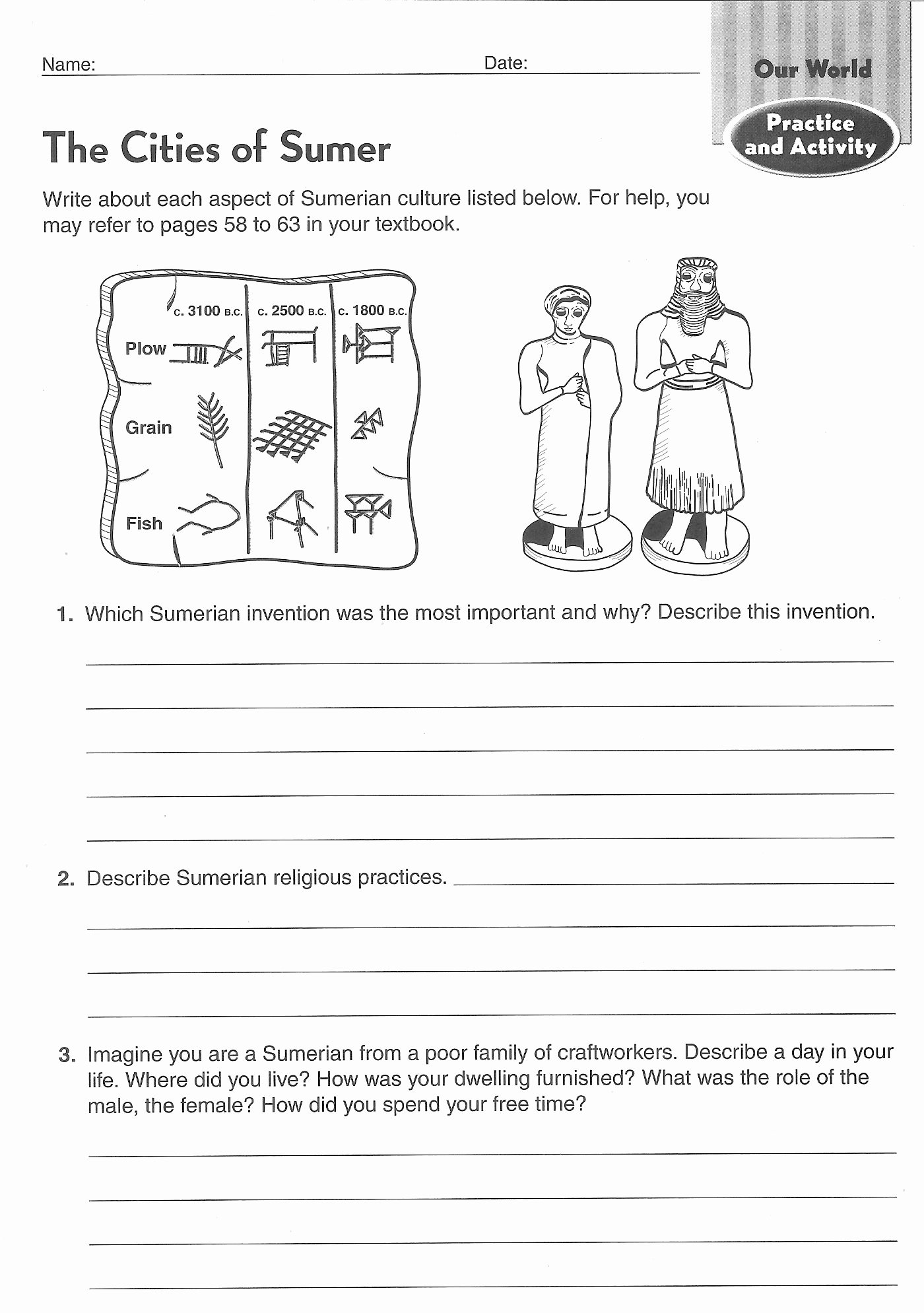 River Valley Civilizations Worksheet Answers Best Of River Valley Civilizations Worksheet Answer Key