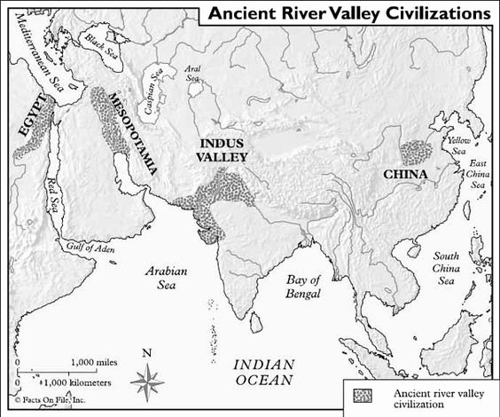 River Valley Civilizations Worksheet Answers Unique External Image Ancient River Valley Civilizations
