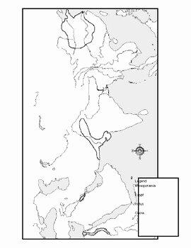 River Valley Civilizations Worksheet Lovely Ancient River Valley Civilizations Mapping Activity