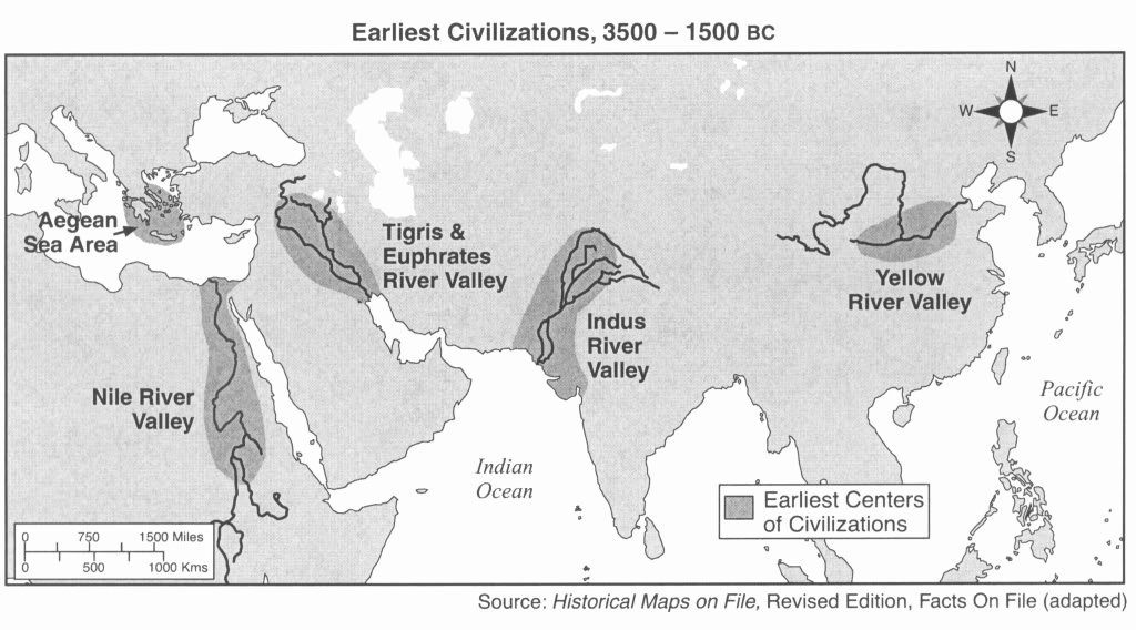 River Valley Civilizations Worksheet New Unit I the Ancient World Civilizations & Belief Systems