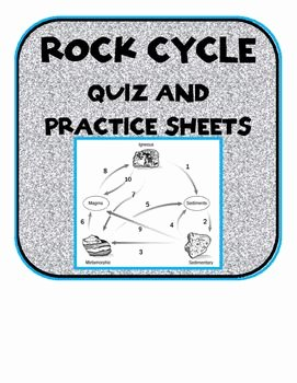 Rock Cycle Worksheet Answers Elegant 559 Best Images About Tpt Middle School 5 8th Grade Only