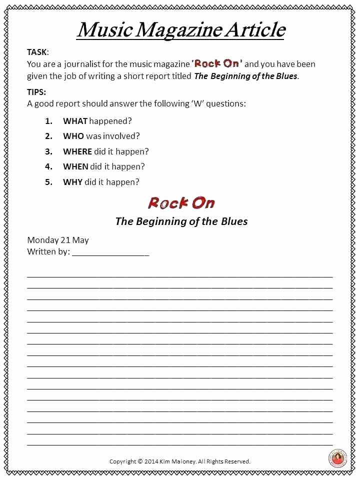 Rock Cycle Worksheet Middle School Unique Fun Music Worksheets for Middle School