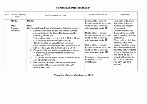 Roman Numerals Worksheet Pdf Elegant Roman Numerals Ks2 Worksheets Lesson Plans Powerpoint