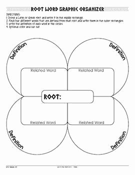 Root Words Worksheet Pdf Unique Free Greek and Latin Root Word Activities by Teacher