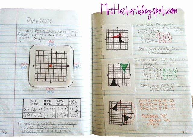 Rotations Worksheet 8th Grade Inspirational Mrs Hester S Classroom Unit 1 8th Grade Math