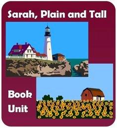 Sarah Plain and Tall Worksheet Fresh Sarah Plain and Tall On Pinterest