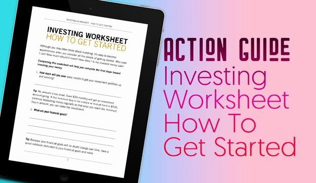 Saving and Investing Worksheet Elegant Plr Action Guides Coaching Handouts & Lead Magnets