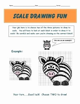 Scale Drawings Worksheet 7th Grade Awesome Activities Student and Middle School On Pinterest