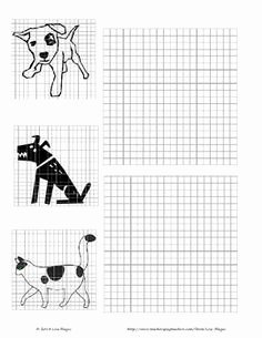 Scale Drawings Worksheet 7th Grade Lovely How to Enlarge A Drawing Using A Grid Google Search