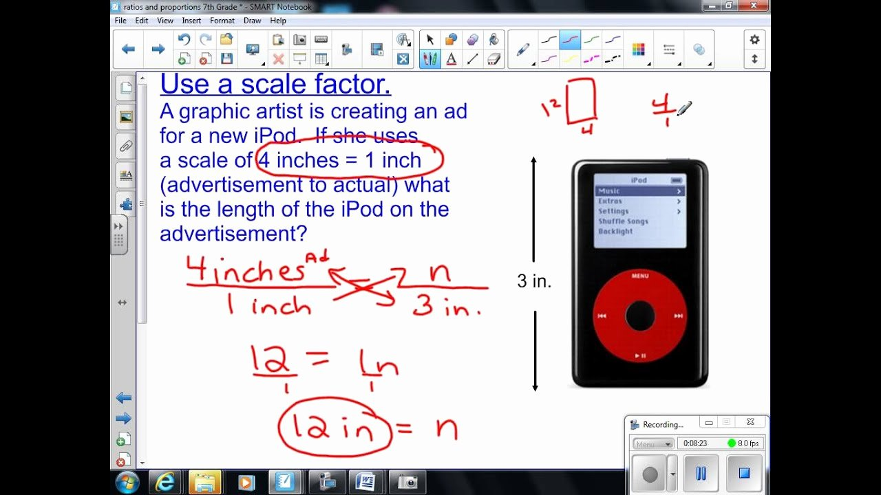 Scale Factor Worksheet 7th Grade Best Of Scale Drawings and Scale Factor 7th Grade Math