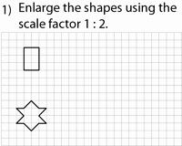 Scale Factor Worksheet 7th Grade Elegant Scale Factor Worksheets