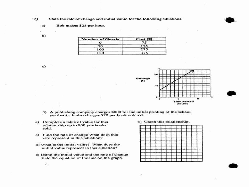 Scatter Plot Worksheet 8th Grade Unique Scatter Plots Worksheets
