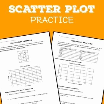 Scatter Plot Worksheet with Answers Lovely 17 Best Ideas About Scatter Plot Worksheet On Pinterest