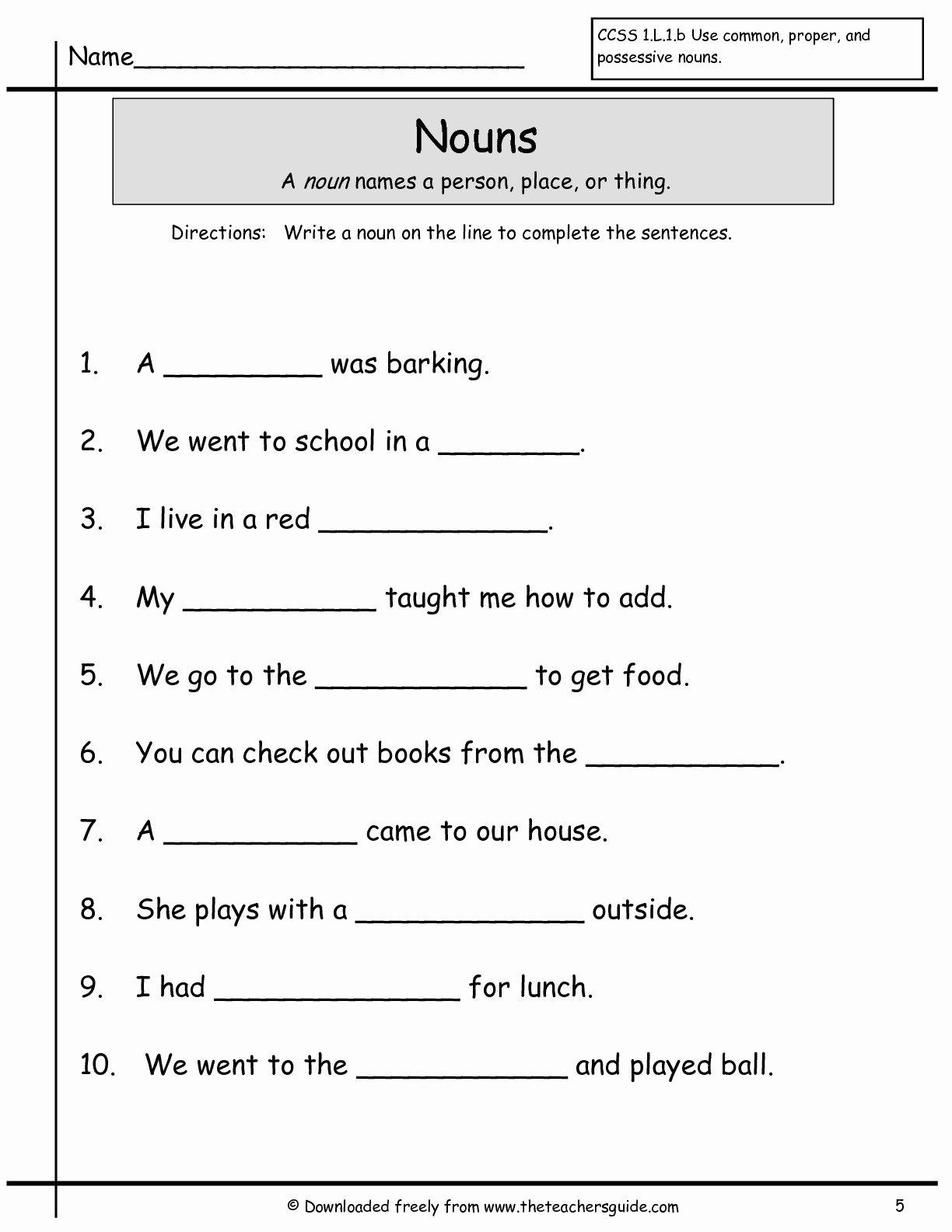 Science Worksheet for 1st Grade Best Of 1st Grade Worksheet Category Page 1 Worksheeto