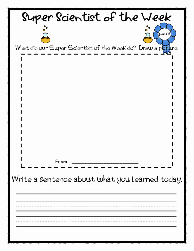 Science Worksheet for 1st Grade Inspirational 9 Best Of Science Fair Project Worksheets Tsunami