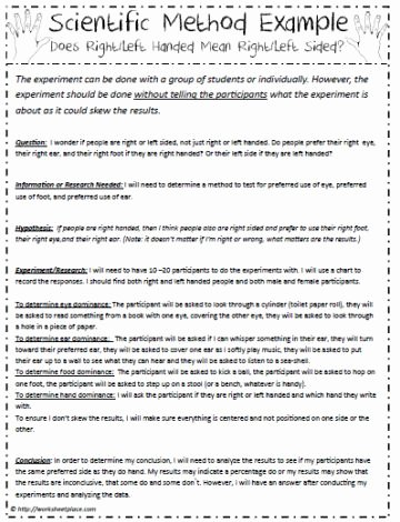 Scientific Method Examples Worksheet New 266 Best Images About 6th Grade Science On Pinterest