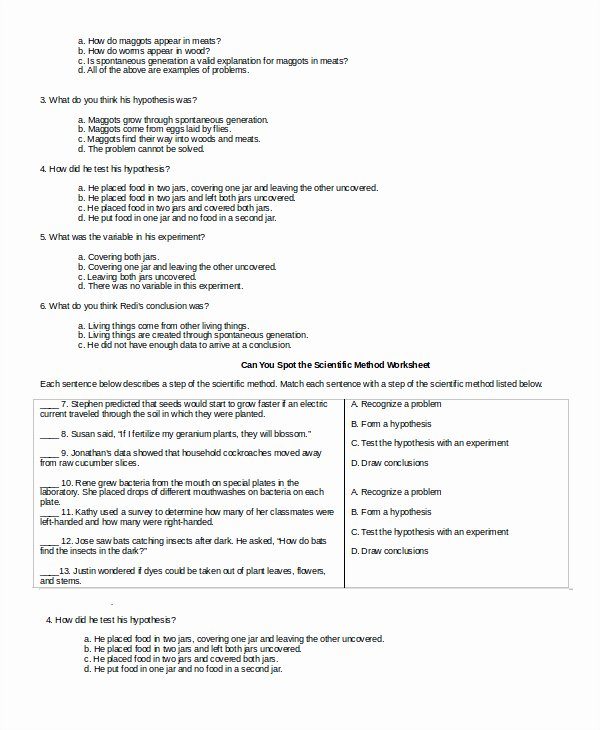 Scientific Method Practice Worksheet Best Of Deposit Slip Template