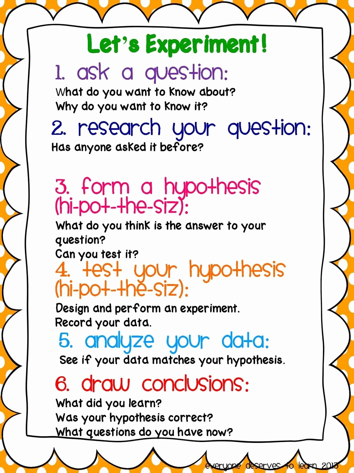 Scientific Method Worksheet Middle School Awesome Scientific Method for Kids
