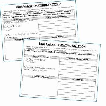 Scientific Notation Word Problems Worksheet Inspirational Scientific Notation Word Problems Worksheet