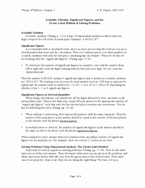 Scientific Notation Word Problems Worksheet Luxury Scientific Notation Word Problems Worksheet 8th Grade