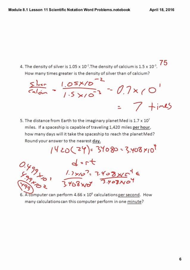 Scientific Notation Worksheet Answer Key Best Of 24 Fresh Scientific Notation Worksheet Answer Key