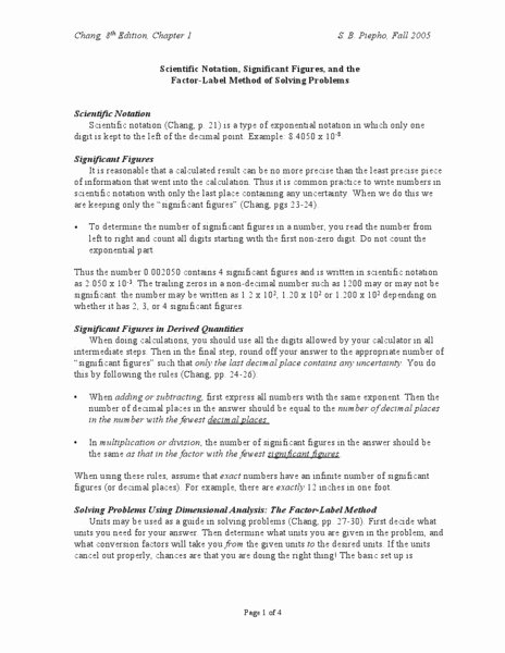 Scientific Notation Worksheet Answer Key Unique 24 Fresh Scientific Notation Worksheet Answer Key