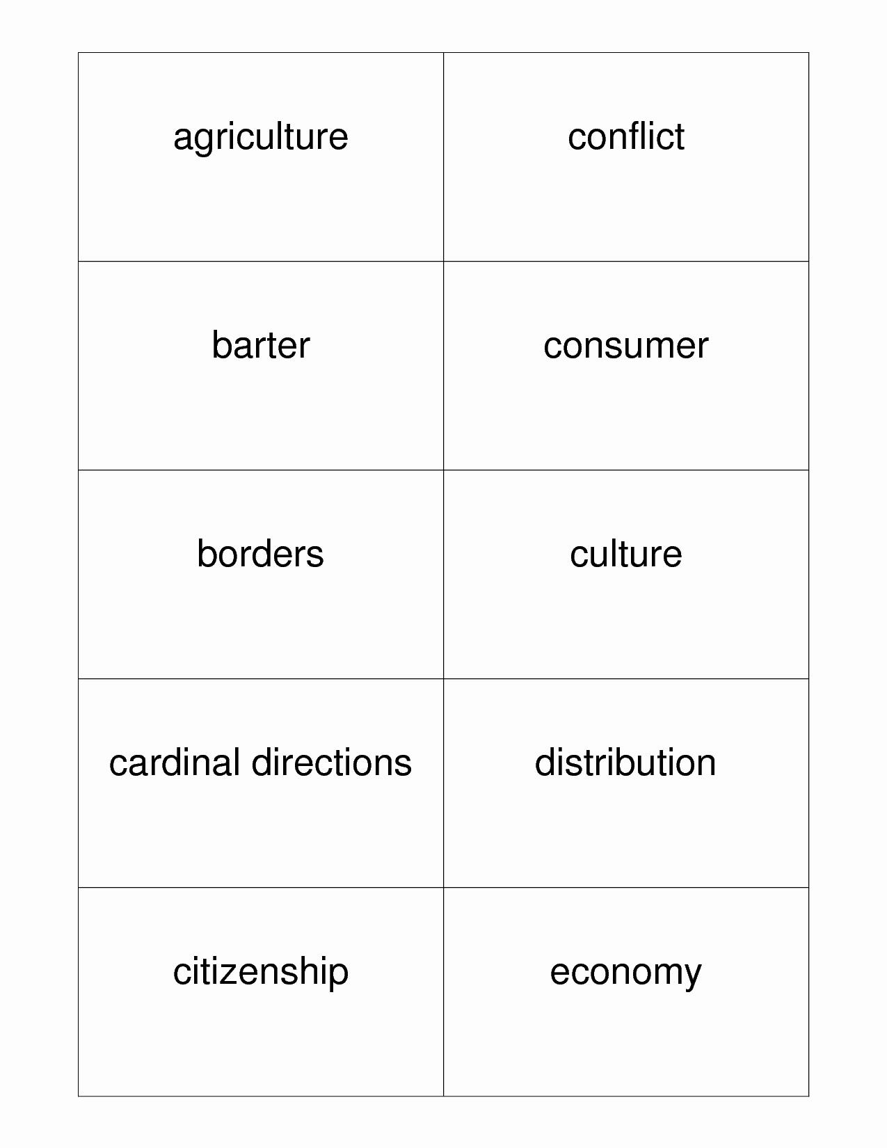 Second Grade social Studies Worksheet Elegant 5 Best Of Agriculture Worksheets for Elementary