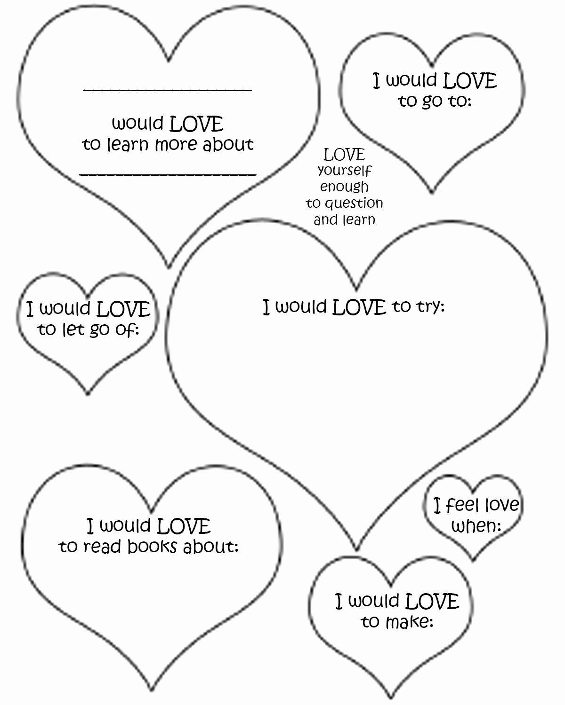 Self Esteem Worksheet for Adults Inspirational 30 Self Esteem Worksheets to Print
