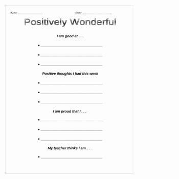 Self Esteem Worksheet for Adults Unique 25 Best Ideas About Self Esteem Worksheets On Pinterest