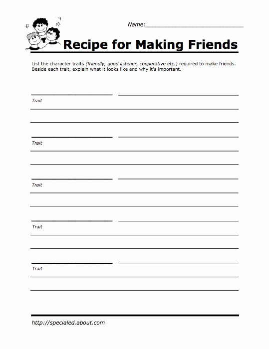 Self Esteem Worksheet for Teens New 18 Self Esteem Worksheets & Activities for Adults & Teens