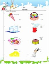 Separation Of Mixtures Worksheet Luxury Mixtures Science Activities Worksheets & Games