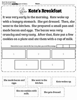Sequence Of events Worksheet Awesome Sequence Of events Worksheet by Teachstudio