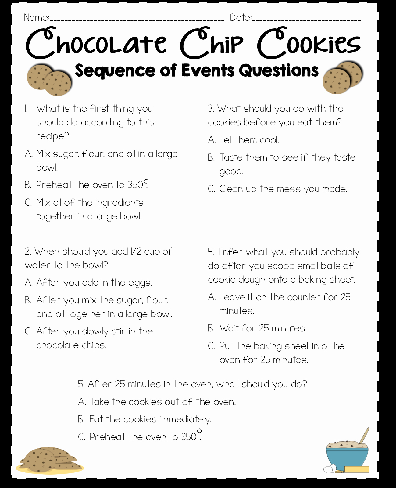 Sequence Of events Worksheet Inspirational Read Like A Rock Star Sequence Of events Activity