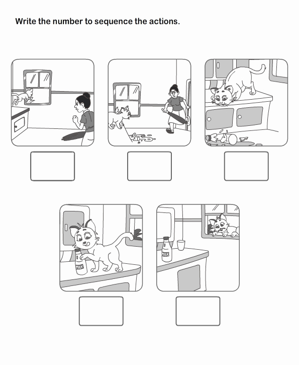 Sequence Of events Worksheet Unique Picture Sequence Worksheet 12 Esl Efl Worksheets