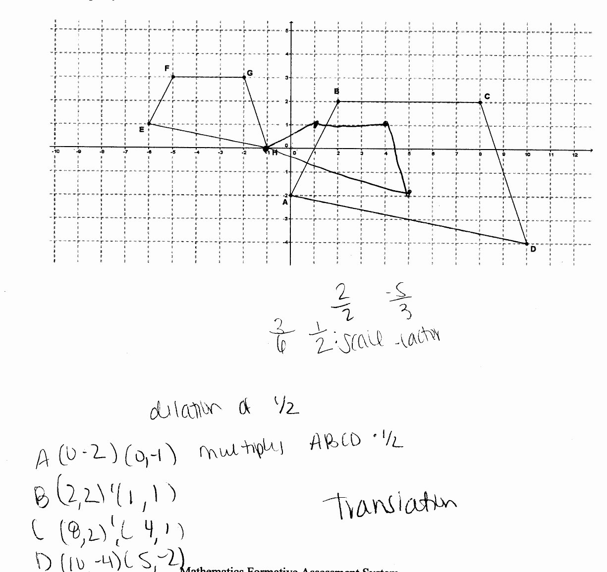 Sequence Of Transformations Worksheet Elegant Showing Similarity