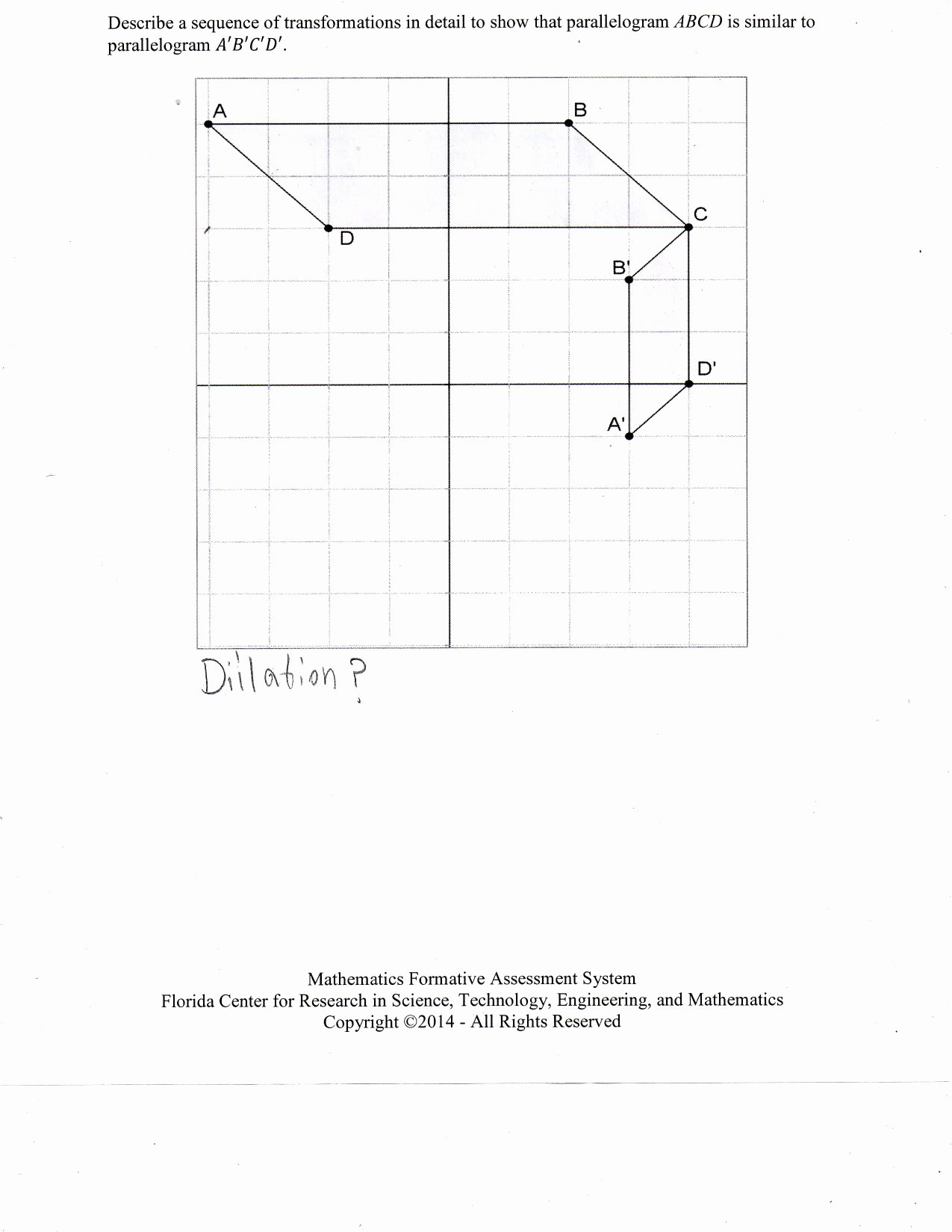 Sequence Of Transformations Worksheet Fresh Sequence Transformations Worksheet
