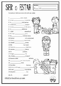 Ser Estar Worksheet Answers Luxury 12 Best Of Balance Checkbook Worksheet Practice